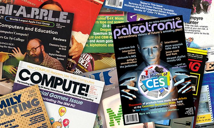 Computer-Magazines